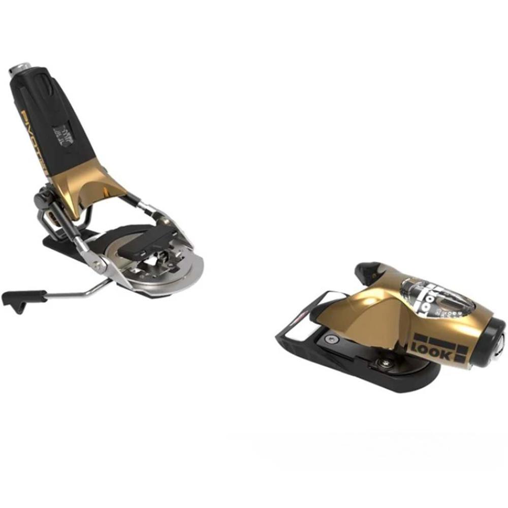 Look Pivot 15 115mm Ski Bindings Gold