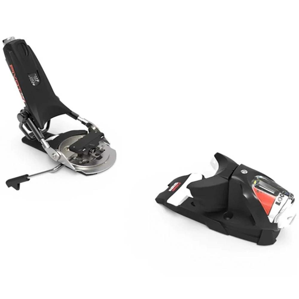 Look Pivot 12 95mm Ski Bindings Black