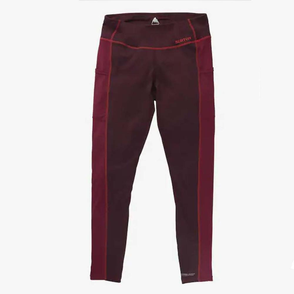 Women's Burton Midweight X Base Layer Pant