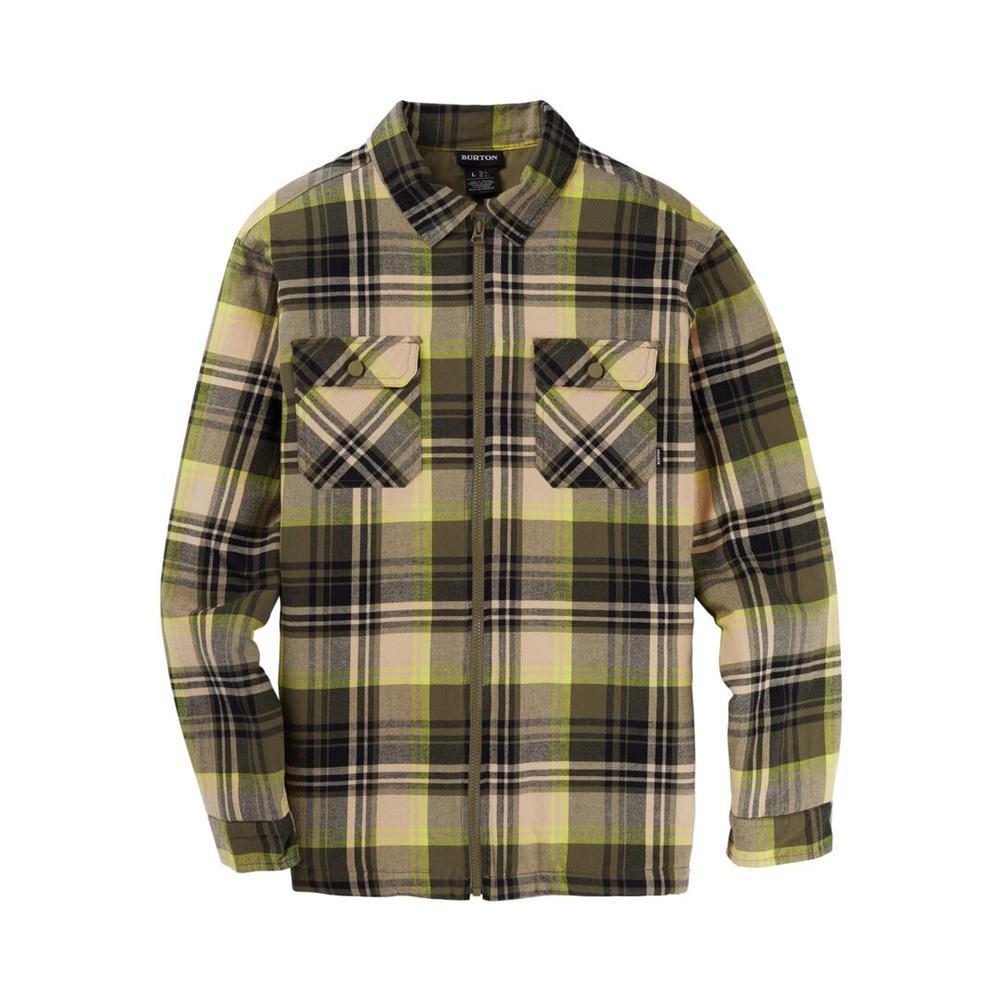 Men's Burton Brighton Insulated Flannel
