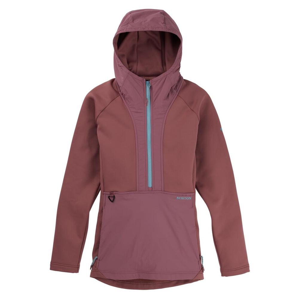 Women's Burton Multipath Pullover Fleece