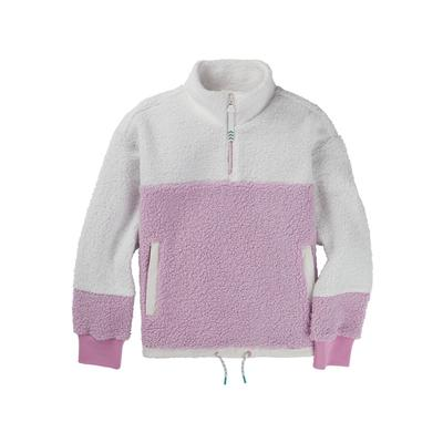 W`S LAROSA QUARTER-ZIP SHERPA FLEECE
