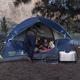 TENT SUNDOME 10X10 6P NAVY/GREY C002