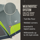 Coleman Skydome 4 Person Tent with Screen Room