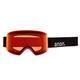 Anon WM3 Snow Goggles - Orange.com / Perceive Suny Red + Spare Lens -spare lens