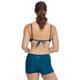 Body Glove Women's Smoothies Solo D-F Cup Bikini Top-Back