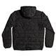 DC Shoes Men's Turner Puffer Insulator Jacket-Black
