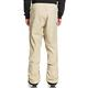 DC Shoes Men's Relay Shell Snowboard Pants-Twill-Back