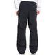 DC Shoes Men's Squadron Shell Snowboard Pants-black back