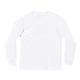 DC Shoes Men's Star Long Sleeve T-Shirts-White Back