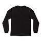 DC Shoes Men's Star Pilot Long Sleeve T-Shirt-Black-Back