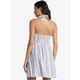 Roxy Women's From The Side Linen Dress-Back