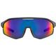 Bollè Lightshifter XL Titanium Matte/Volt Ultraviolet Polarized Sunglasses