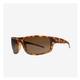 Electric Tech One Matte Tort/Bronzed Polarized Sunglasses