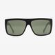 Electric Black Top Sunglasses-Front