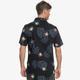 Quicksilver Men's Paradise Short Sleeve Shirt-Back