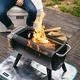 BioLite Firepit Fire Mat-Demo