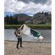 59 parks: US Map Towel