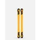 K2 Poacher Jr Skis 2021 Kids' Base